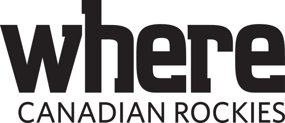 Where Canadian Rockies Online Logo